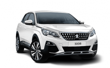 Group V – Peugeot 3008 automatic