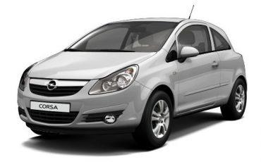 Gruppo C – Opel Corsa Automatic