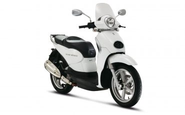 [new] Scooter Scarabeo – 125 cc